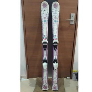 エラン(Elan)の(x23様専用)ELAN子供用スキー(120cm)、ストックオマケ(板)