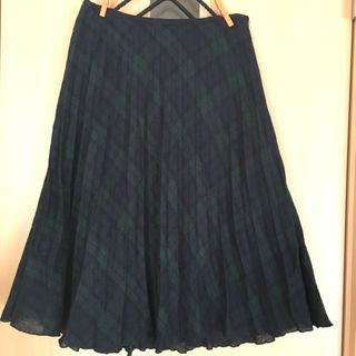 ムジルシリョウヒン(MUJI (無印良品))のお値下げ!  無印良品 ウールスカート(ひざ丈スカート)