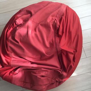 ムジルシリョウヒン(MUJI (無印良品))の★かな様専用です★体にフィットするソファ、替えカバー(ビーズソファ/クッションソファ)