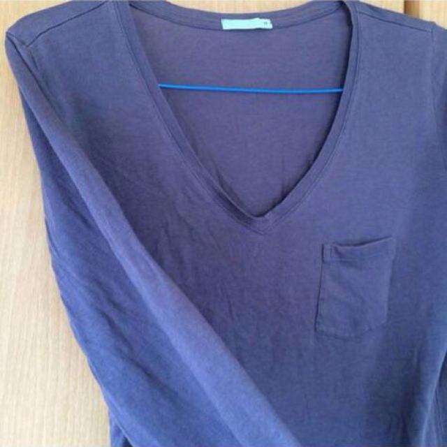 GU(ジーユー)のg.u. ロンTセット レディースのトップス(Tシャツ(長袖/七分))の商品写真