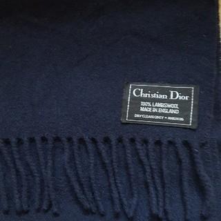 クリスチャンディオール(Christian Dior)のChristian Diorマフラー(マフラー)