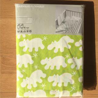 イケア(IKEA)の★新品未使用★ IKEA《5点セット》ベビー布団カバー(シーツ/カバー)