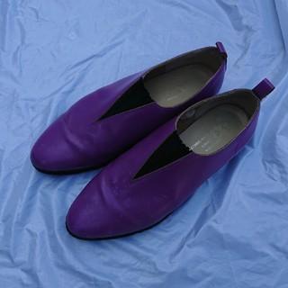 コムデギャルソンオムプリュス(COMME des GARCONS HOMME PLUS)のCOMME DES GARÇONS HOMME PLUS シューズ 靴   (スリッポン/モカシン)