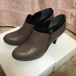 ガリャルダガランテ(GALLARDA GALANTE)の本革 レザー パンプス(ローファー/革靴)