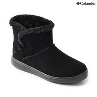 コロンビア(Columbia)の【新品未使用】コロンビア ベアフットマウンテン17 ブラック 25cm(ブーツ)