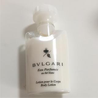 ブルガリ(BVLGARI)のBVLGARI  ボディーミルク(ボディローション/ミルク)