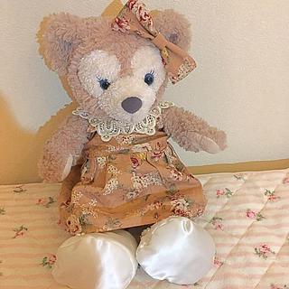 ディズニー(Disney)のシェリーメイ☆ワンピース  花柄  ピンク  コスチューム  ドレス(おもちゃ/雑貨)