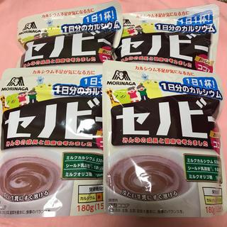 モリナガセイカ(森永製菓)の森永  セノビー  4個セット(その他)