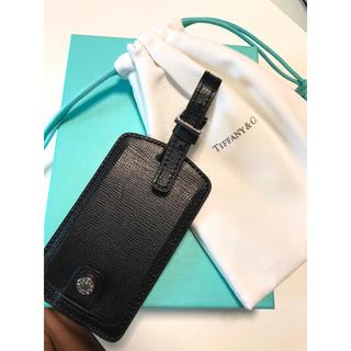 ティファニー(Tiffany & Co.)のティファニーラゲージネイムタグ(旅行用品)