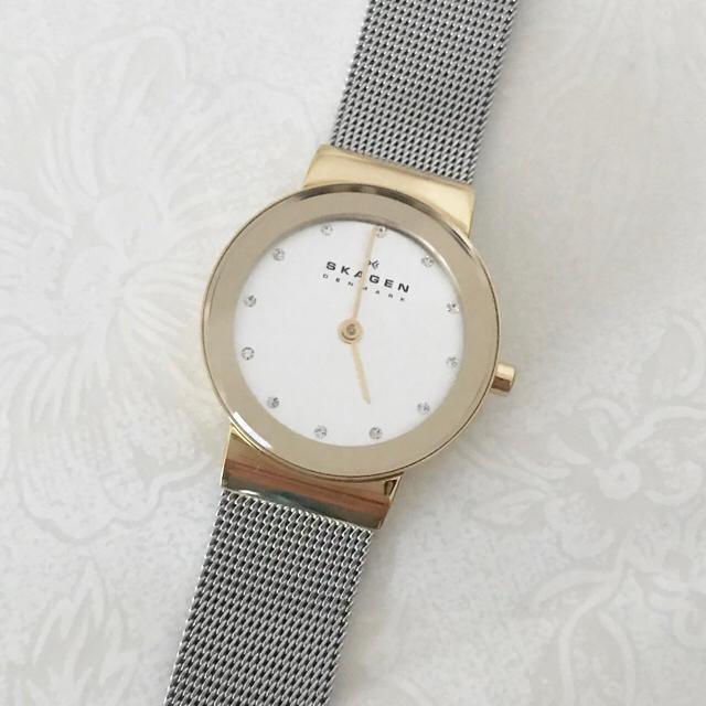 SKAGEN(スカーゲン)の【stream4777さま専用】スカーゲン 358SGSCD レディース腕時計 レディースのファッション小物(腕時計)の商品写真