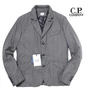 シーピーカンパニー(C.P. Company)の75%OFF 新品 C.P. COMPANY 中綿入り JPTパッデッドブレザー(テーラードジャケット)