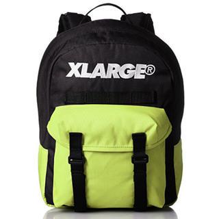 エクストララージ(XLARGE)の新品未使用タグ付き エクストララージ XLERGE リュック バックパック(リュックサック)