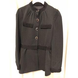 ジョルジオアルマーニ(Giorgio Armani)のジョルジオアルマーニ ジャケット 美品(ノーカラージャケット)