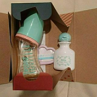 ベッタ(VETTA)の【新品】ドクターベッタ哺乳瓶(洗剤付き)(哺乳ビン)