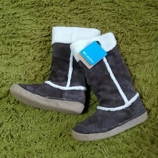 コロンビア(Columbia)の新品未使用♥コロンビア ブーツ 23センチ(ブーツ)