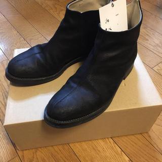 サンシー(SUNSEA)のsunsea Oiled Suede One Side Gore Boots(ブーツ)