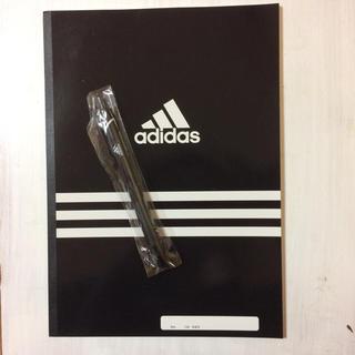 アディダス(adidas)のadidas ノートとペン(ノート/メモ帳/ふせん)