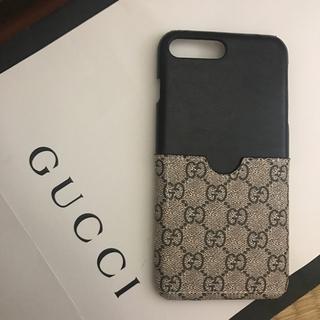 グッチ(Gucci)の魔女様専用* Gucci グッチ iphone 7 / 8 plus ケース(モバイルケース/カバー)