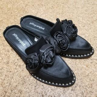 ジェフリーキャンベル(JEFFREY CAMPBELL)のジェフリーキャンベル パール シューズ(ローファー/革靴)