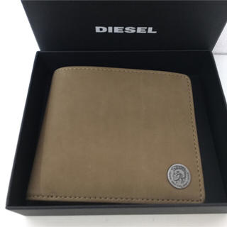 ディーゼル(DIESEL)の未使用 DIESEL ディーゼル 2つ折り財布(折り財布)
