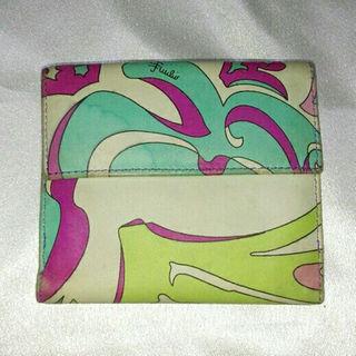 エミリオプッチ(EMILIO PUCCI)の送料込み EMILIO PUCCI エミリオ プッチ 正規品 デザイン 折 財布(財布)