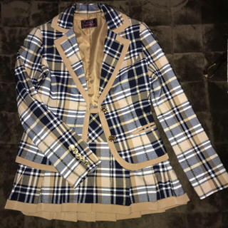 スパイシーマーマレード(SPICY MARMALADE)のSPICY MARMALADE スカートスーツ(スーツ)