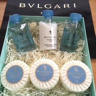 ブルガリ(BVLGARI)のブルガリ シャワーセット(ボディソープ / 石鹸)