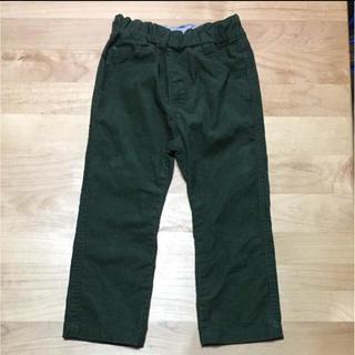 ムジルシリョウヒン(MUJI (無印良品))の無印良品 コーデュロイ ズボン 90cm(パンツ/スパッツ)