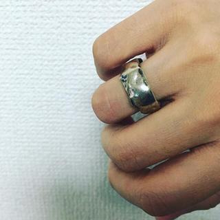 ゴンドア(gondoa)のTORQUATA(トルクアータ) 裏虫リング(リング(指輪))