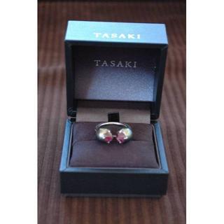 タサキ(TASAKI)のTASAKI 10号サイズの指輪 広告モデルのリファインドリベリオン(リング(指輪))