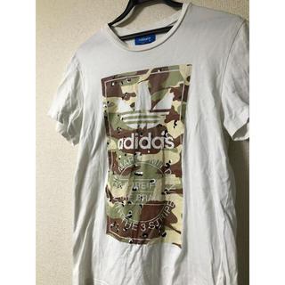 アディダス(adidas)の☆ adidas アディダス カモフラ ロゴ Tシャツ ☆(Tシャツ/カットソー(半袖/袖なし))