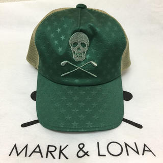 マークアンドロナ(MARK&LONA)のMARK&LONA スカルスター GREEN M(ウエア)