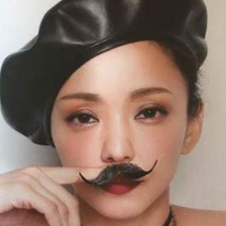 クリスチャンディオール(Christian Dior)のDior レザーベレー帽(ハンチング/ベレー帽)