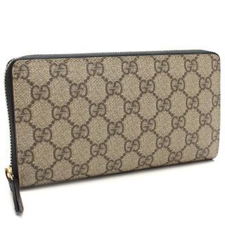 グッチ(Gucci)のグッチ(GUCCI) 長財布ラウンドファスナー(財布)