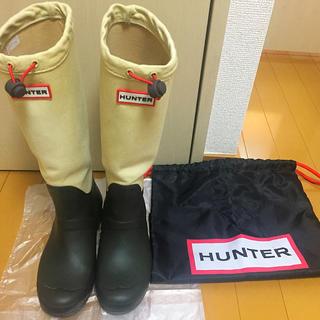ハンター(HUNTER)の【naminami様専用】HUNTER レインブーツ(レインブーツ/長靴)