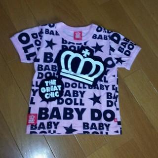 ベビードール(BABYDOLL)の♡トップス♡90cm(Tシャツ(半袖/袖なし))