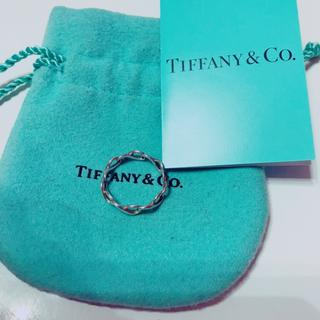 ティファニー(Tiffany & Co.)のティファニー インフィニティ 格安(リング(指輪))