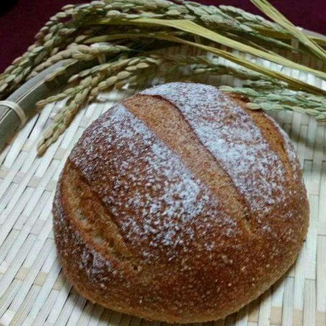 米糠カンパーニュ 4個セット どか雪頑張ろセール 食品/飲料/酒の加工食品(その他)の商品写真