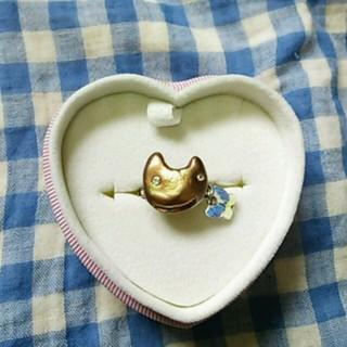 ツモリチサト(TSUMORI CHISATO)のツモリ ネコリング(リング(指輪))
