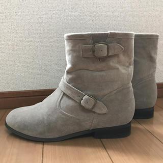 ジエンポリアム(THE EMPORIUM)の値下げ☆[THE EMPORIUM]  ショートブーツ(ブーツ)