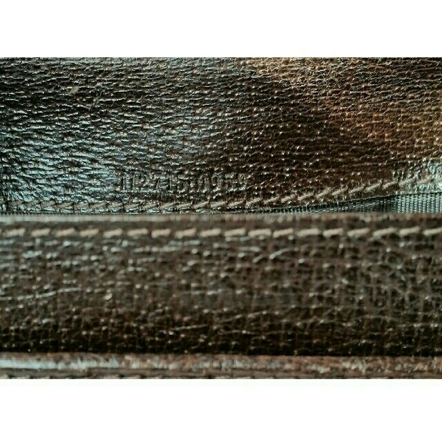 5efb2a3420e8 Gucci - シリアル番号追加画像 GUCCI グッチ GG柄 長財布 の通販 by ...