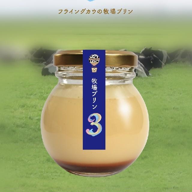 無添加、無香料、無着色 3プリン 6個入 食品/飲料/酒の食品(菓子/デザート)の商品写真