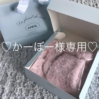 ジェラートピケ(gelato pique)のジェラピケ♡未使用♡ターバン&ソックス(その他)