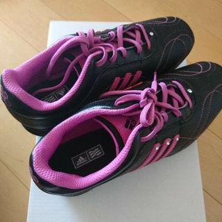 アディダス(adidas)のアディダス ゴルフシューズ 22.5センチ(その他)