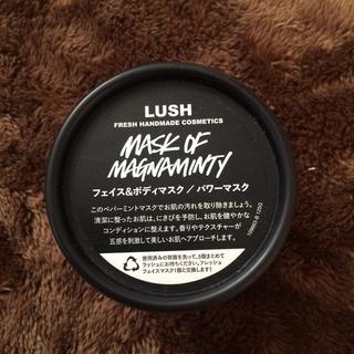 ラッシュ(LUSH)のラッシュ パワーマスク(その他)