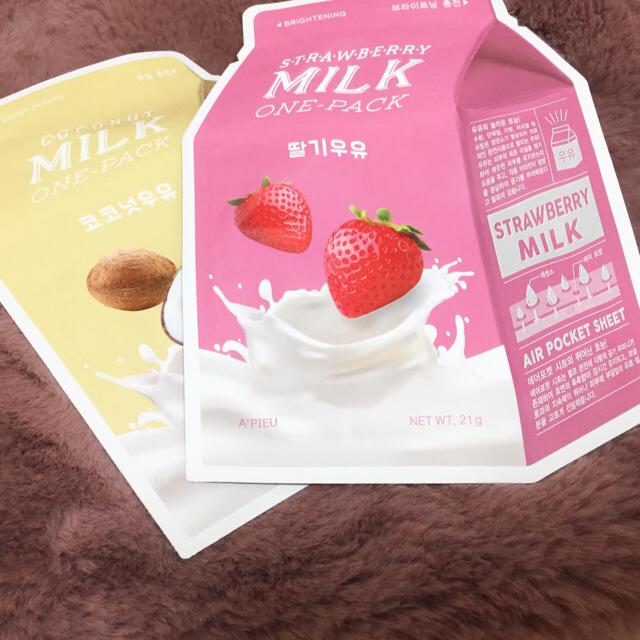 マスクって自分で買うものですよね 、 オピュ(APIEU)韓国 パック マスクの通販 by kirakira☆shop