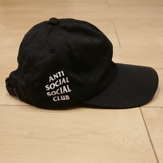 アンチ(ANTI)のANTI SOCIAL SOCIAL CLUB WEIRD CAP(キャップ)