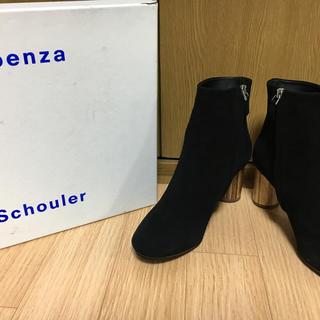 プロエンザスクーラー(Proenza Schouler)のProenza Schouler プロエンザスクーラー blackショートブーツ(ブーツ)