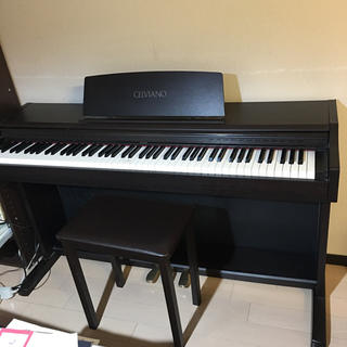 カシオ(CASIO)の電子ピアノ CASIO AP25 配送業者は、ご購入者様で手配をお願い致します☆(電子ピアノ)