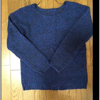 ジーユー(GU)の🌸ドリーム様専用ページ🌸GUセーター&ブラックサプリ(ニット/セーター)